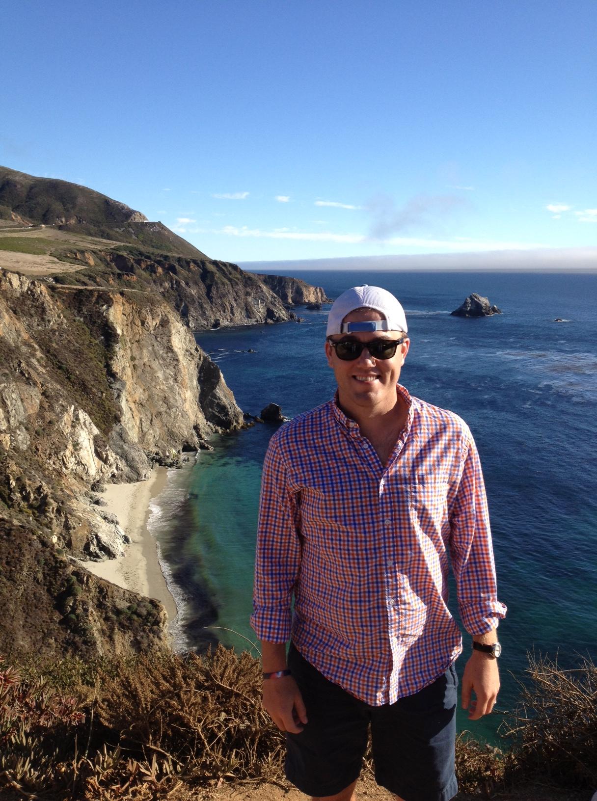 Pacific Coast Highway Road Trip Santa Cruz Monterey